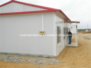 Fast Assemble Sandwich Panel Prefab/Modular/Mobile/Prefabricated House pictures & photos