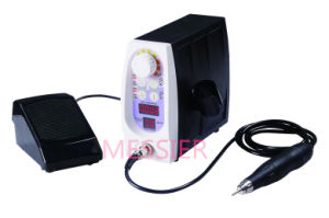 Electric Acrylic &Gel Nail Drill File Machine 0-50000 Rpm Sand Bits Manicure Kit Micro-Controlled pictures & photos