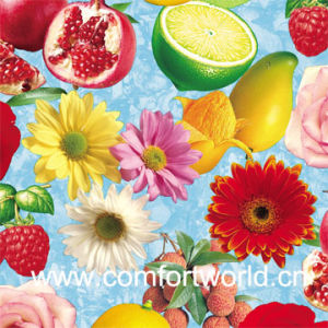 Printed Table Cloth (SHPV01767) pictures & photos