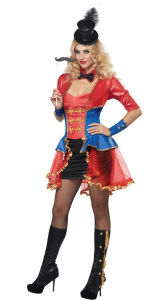 2013 Circus Polyester Sexy Costume (YE182)