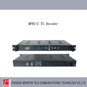 MPEG-2 TS Decoder (SD3001E-D)