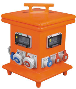 Mobile Electric Distribution Box (QCXY-02) pictures & photos