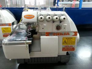 Super High-Speed Overlock Sewing Machine Hj737f/747f/757f