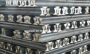 GB Standard Heavy Steel Rails pictures & photos