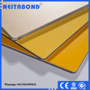 14 Years Supplier OEM Aluminum Wall Panel with 4*0.30mm pictures & photos