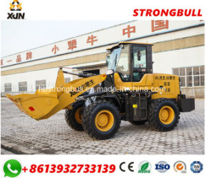 New Condition Machine Heavy Construction Equipment 2 Ton Wheel Loader Zl30 pictures & photos