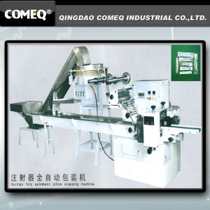 Syringe Pillow Packaging Machine pictures & photos