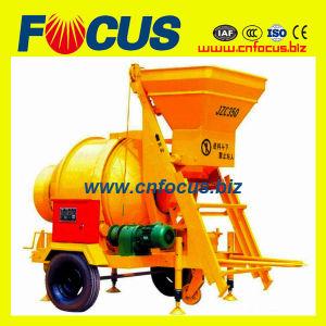 Jzc250 250L, Jzc350 350L Portable Mini Electric or Diesel Concrete Mixer pictures & photos
