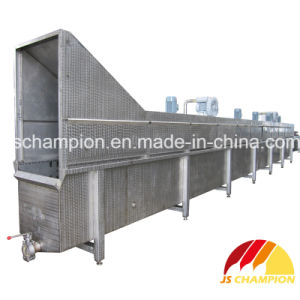 Poultry Slaughterhouse Using Water Spray Type Scalder pictures & photos
