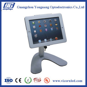 Flexible tablet security Display Stand For iPad