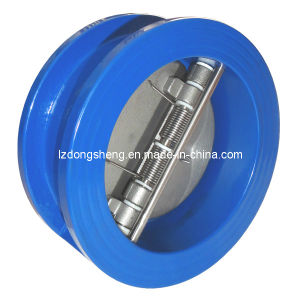Twin Disc Wafer Check Valve pictures & photos