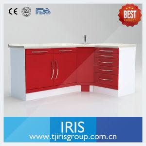 Dental Cabinet with Corner, Dental Laboratory Furniture
