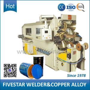 High Automotion High Speed Steel Drum Seam Welding Machine pictures & photos