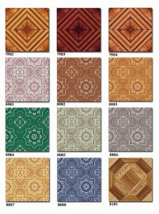 PVC Flooring Linoleum pictures & photos
