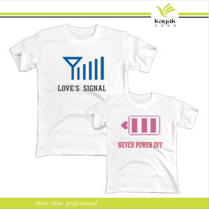 Custom Family Cute Couple T-Shirts