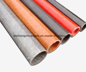 Pultrusion Tube FRP Fiberglass Pipe pictures & photos
