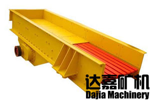 High Efficient Durable Vibrating Feeder Price with ISO CE Approved pictures & photos