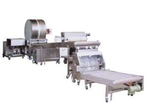 Egg Roll Wrapper Making Machine Sk-660 pictures & photos