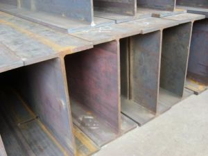 Welded H Beams pictures & photos