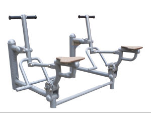 Outdoor Exercise Equipment Double-Units Bonny Rider pictures & photos