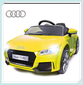 Audi Tts Licence Ride on Toy Car pictures & photos