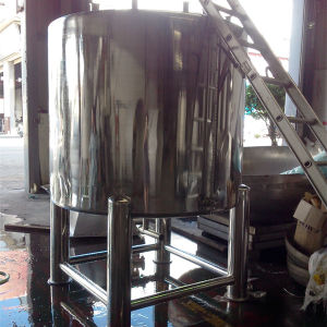 Vertical Fermentation Tank with 600L 69