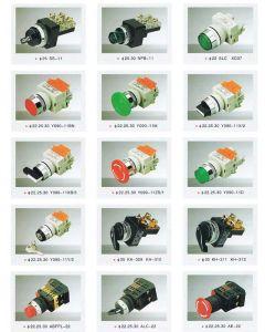 22.5mm, APBB, Y090 Indicator Lamp pictures & photos