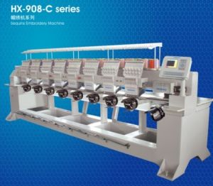 Sequins Embroidery Machine (ES-908-C (HX-908-C)