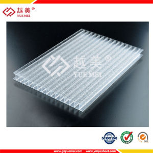 Colored Hollow Polycarbonate Sheet Polycarbonate Roofing pictures & photos