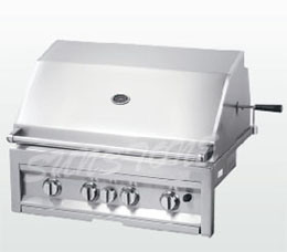 BBQ Gas Grill for Outdoor Kitchen (4G34IR)