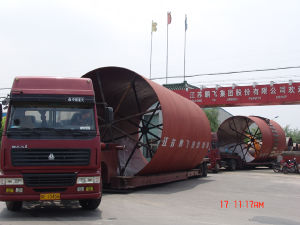 4.3X70m Rotary Kiln for Cement Plant pictures & photos