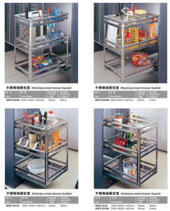 Stainless Steel Drawer - 3