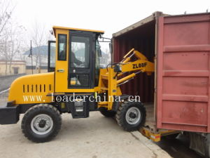 0.8t CE Small Wheel Loader with CE (ZL08F)