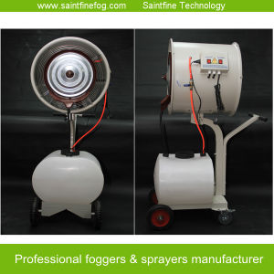Electric Misting Sprayer, Misting Blower, Industrial Humidifier