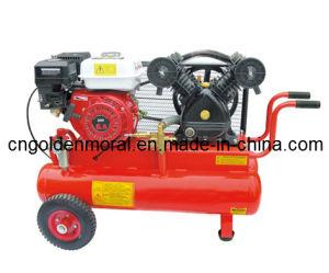 Air Compressor (Gasoline type) Portable Air Compressor pictures & photos