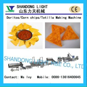 Corn Chips Processing Lines (LT65, LT70) pictures & photos