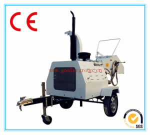 CE Certificate Diesel Engine Hydraulic Wood Chipper Shredder (Mobile/ATV wood chipper) pictures & photos