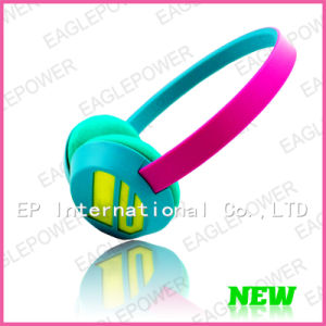 Colourful Stereo Noise Cancelling Headphone for Sony Pq3 MP3/MP4
