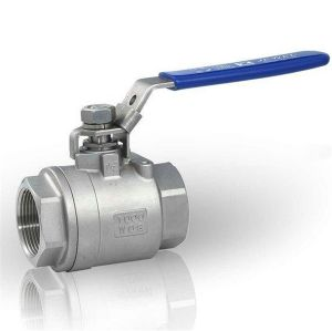 Treaded Two Piece Ball Valve pictures & photos