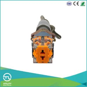 Utl A1 Series Turn-Button Switch with Key pictures & photos