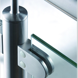 Stainless Steel Glass Clamp, Glass Railing pictures & photos