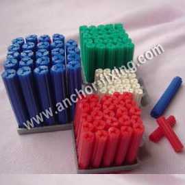 Nylon(PVC) Expansion Plug pictures & photos