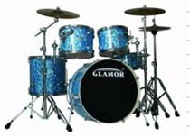 High Grade Celluloid Drum Set (GHP5-1314-01)