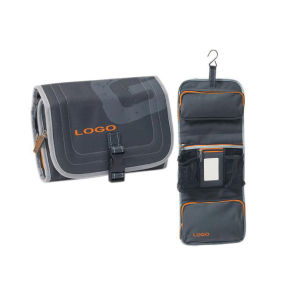 Hanging Cosmetic Organizer Toiletry Bag Makeup Bag for Travel pictures & photos