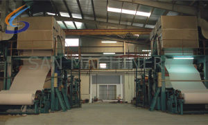 Tissue Paper Making Machine pictures & photos