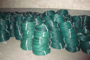 Various Colors of PVC Coated Wire with Lower Price pictures & photos