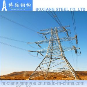 110kv Double Circuit/Single Circuit Transmission Line Tower