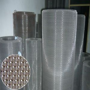 High Quality Stainless Steel Wire Mesh Filter pictures & photos