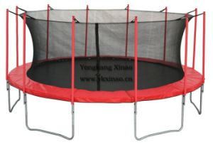 16ft High Quality Trampoline with Safety Enclosure