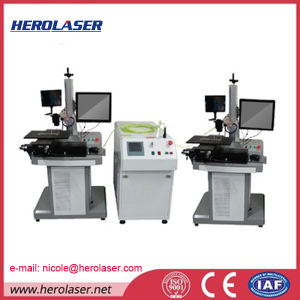 Ce Certificate 1000W Spectroscopical Laser Welding Machine pictures & photos